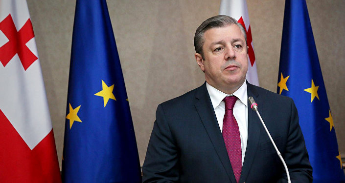 Парламент Грузии отозвал депутатский мандат супруги Саакашвили
