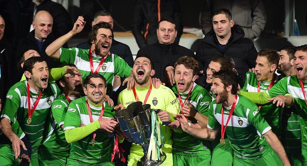 Торпедо Кутаиси стал обладателем Кубка Грузии по футболу