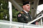 Начальник Генштаба Вооруженных сил Грузии Владимир Чачибая