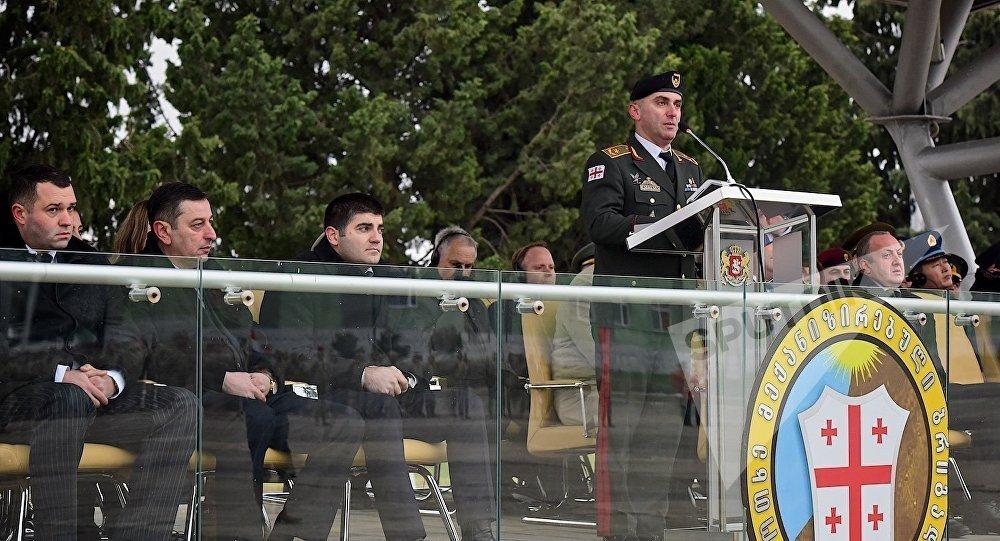 Назначен новый глава ГенштабаВС Грузии