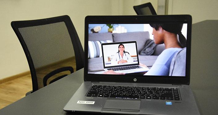 Сайт онлайн-клиники