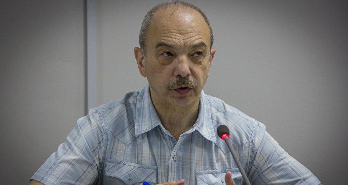 Руководитель Института стратегии управления Петр Мамрадзе
