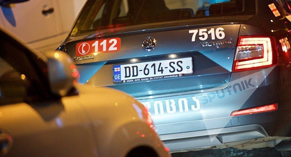 საპატრულო პოლიციის მანქანა