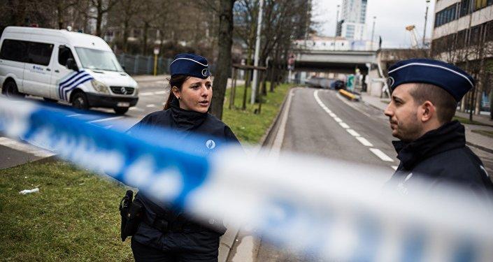 ბელგიის პოლიცია