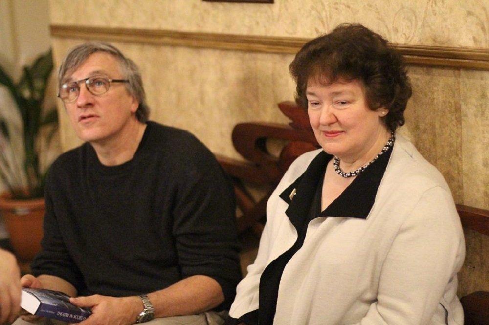 დმიტრი კრიმოვი და ჯოის მაკმილანი