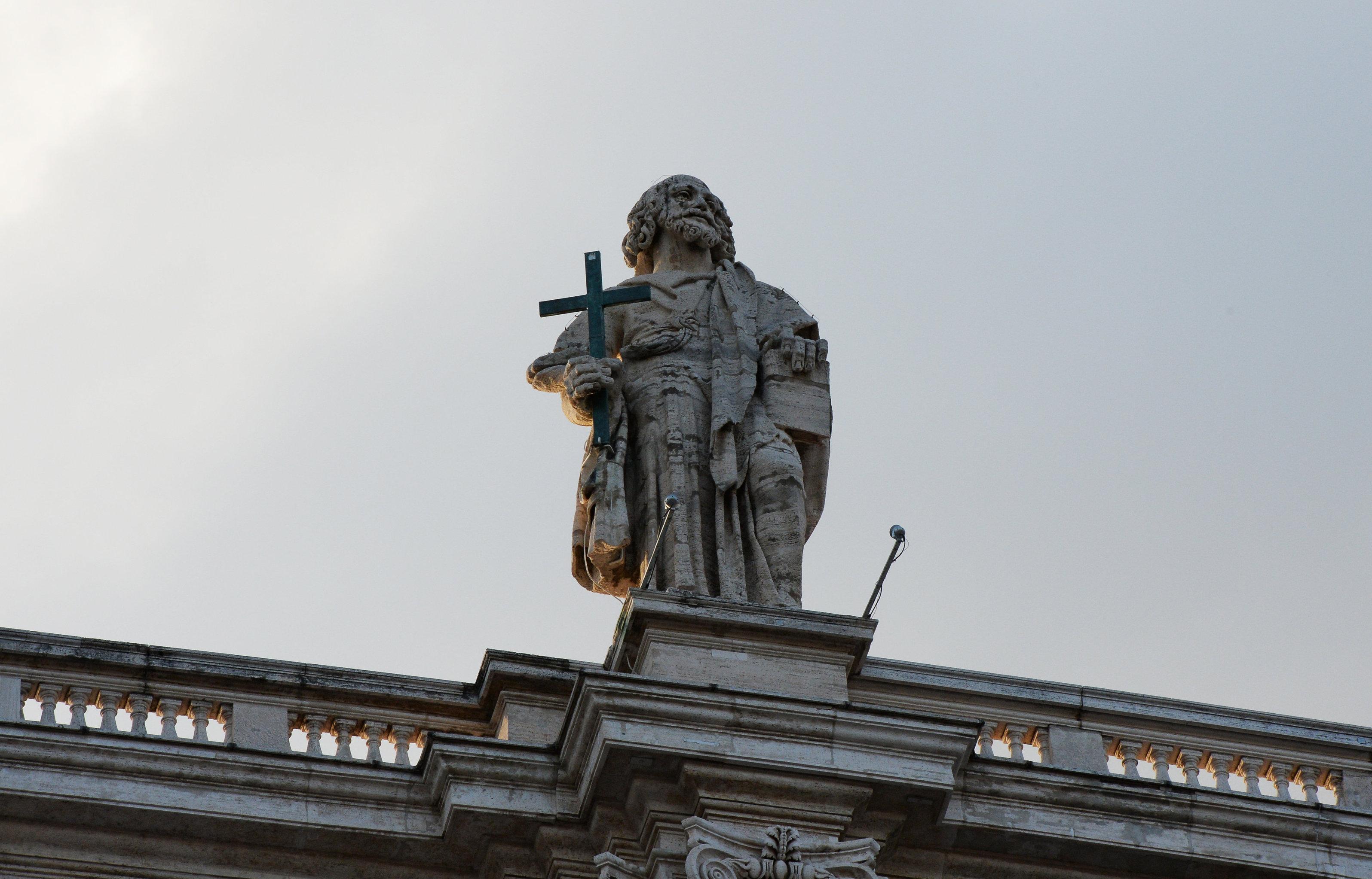Статуя святого Филиппа