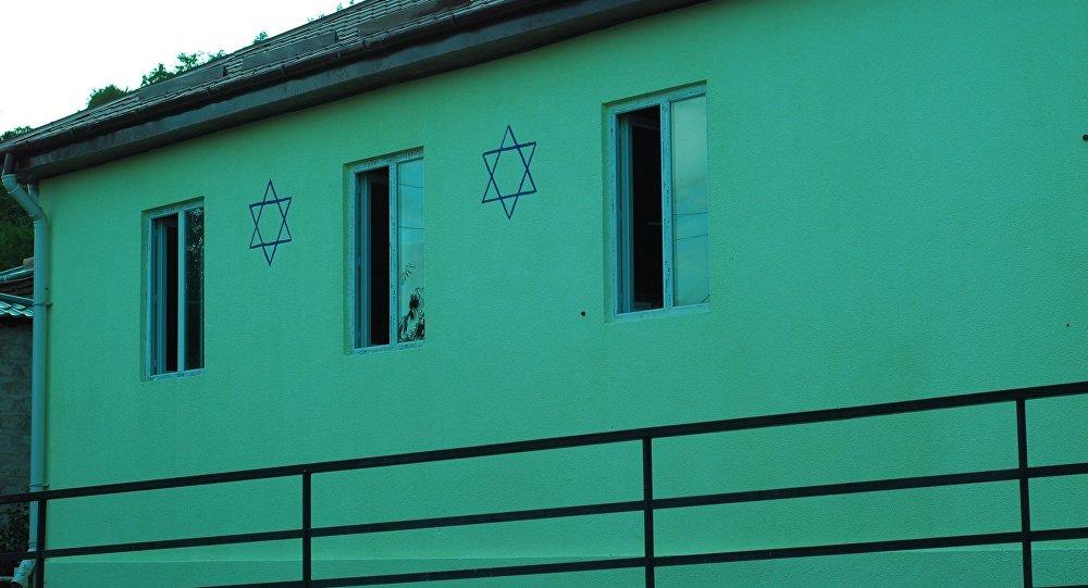 Синагога в Сачхере