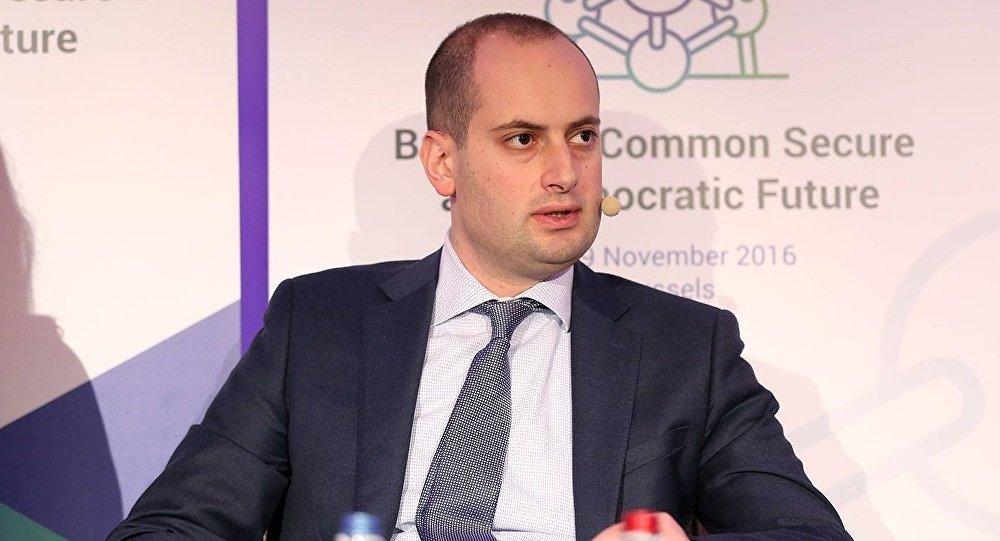 Михаил Джанелидзе на восьмой конференции Гражданская платформа Восточного партнерства