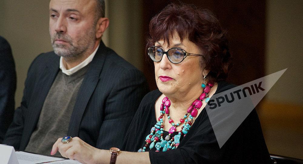 Грузинский режиссер Кети Долидзе