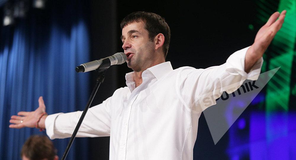 Творческий вечер актера Дмитрия Певцова