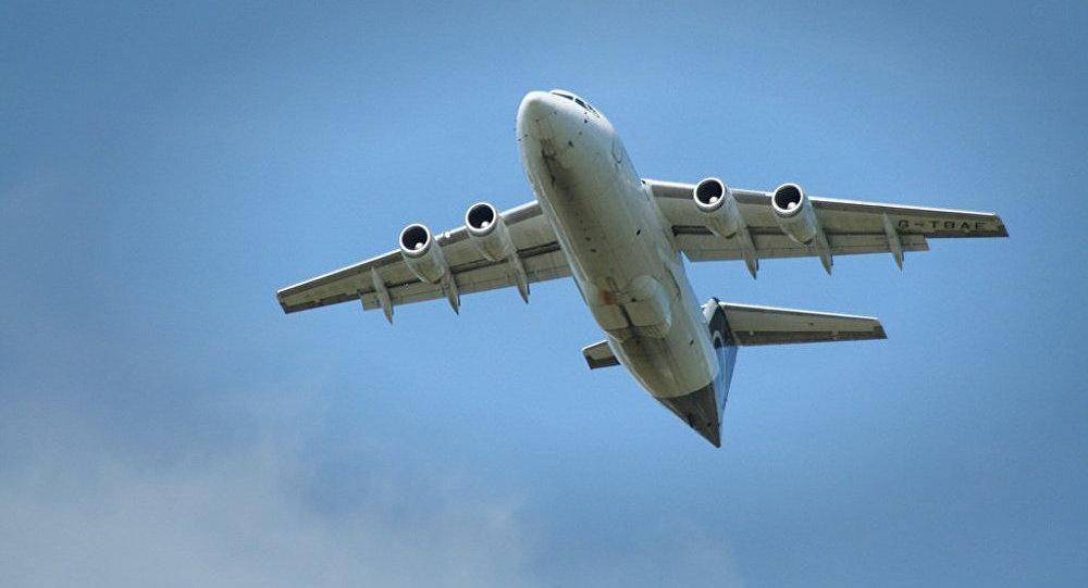 თვითმფრინავი BAe 146
