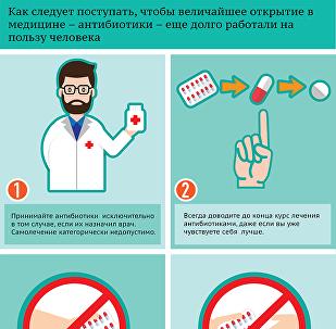 Антибиотики: как применять без вреда для здоровья