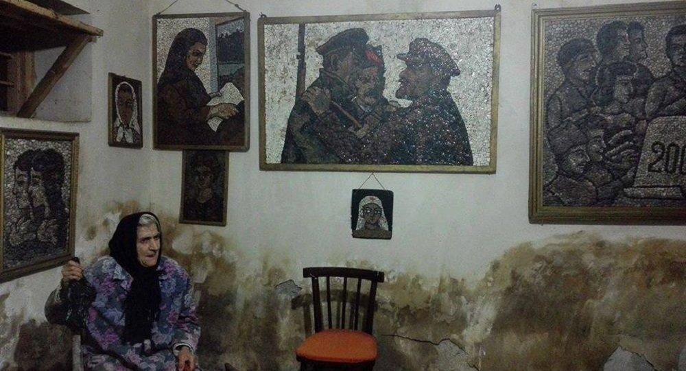 ელენე ლუხუტაშვილის ნახატები