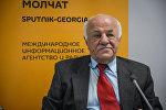 Драматург, главный редактор журнала Театр и жизнь Гурам Батиашвили