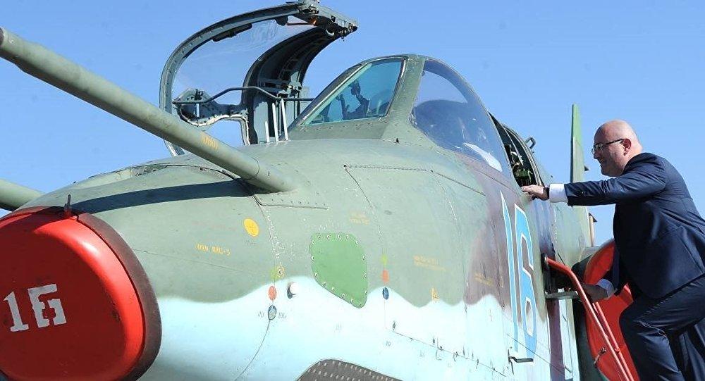Командующие ВВС Грузии восстановлены вдолжностях