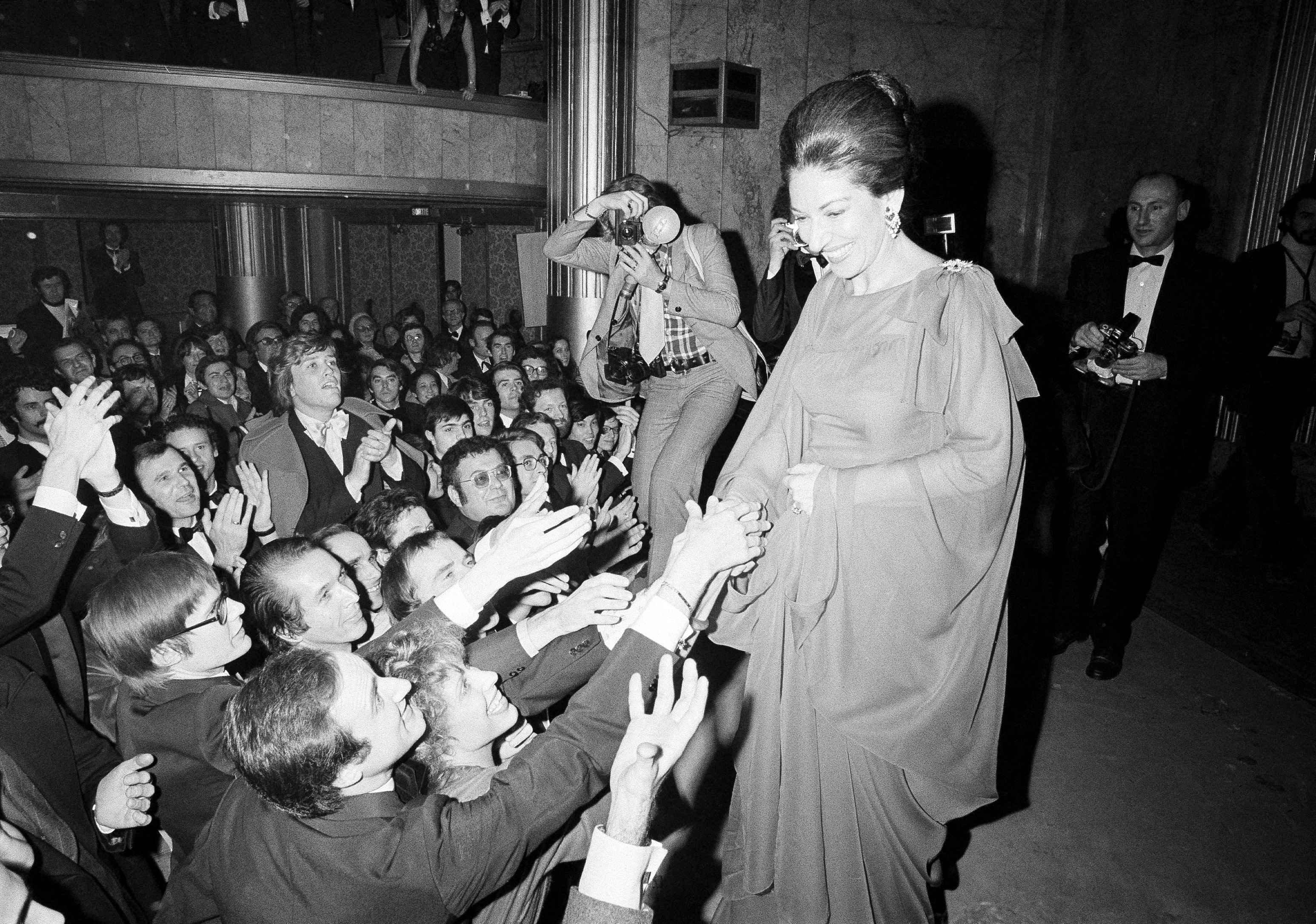 მარია კალასი პარიზში