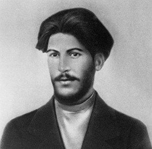 Сталин в 1903 году