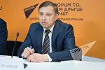 Генеральный директор авиакомпании Армения Роберт Оганесян