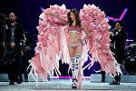 Девятнадцатилетняя Грейс Элизабет - новый ангел Victoria's Secret