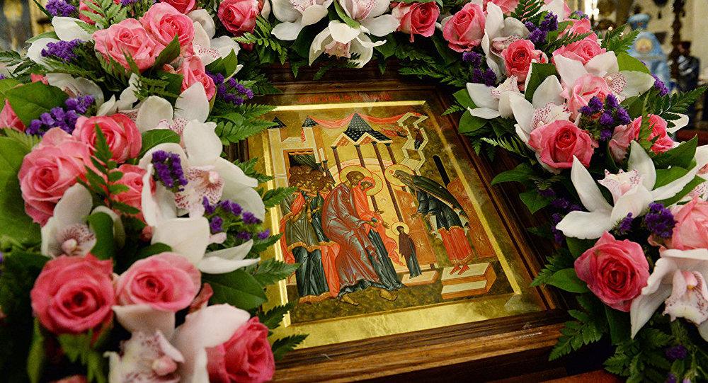 Православные сегодня празднуют Введение вохрам Пресвятой Богородицы