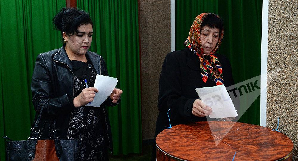 Центризбирком признал президентские выборы вУзбекистане состоявшимися