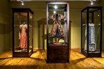 Отреставрированные костюмы грузинских царей и цариц