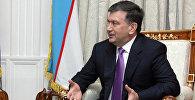 Избранный президент Узбекистана Шавкат Мирзиеев