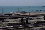 Город-порт Туркменбаши
