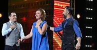 Тамар Квелашвили на шоу Ничиери