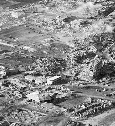 ქალაქი სპიტაკი ფაქტიურად სრულიად განადგურდა 1988 წელს ძლიერი მიწისძვრისგან, რომელის სიმძლავრეც 10 ბალს აჭარბებდა.