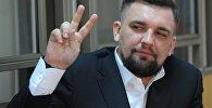 Рэп-исполнитель Василий Вакуленко (Баста) на заседании Октябрьского районного суда Ростова-на-Дону