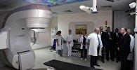 Новейшее оборудование для лечения рака