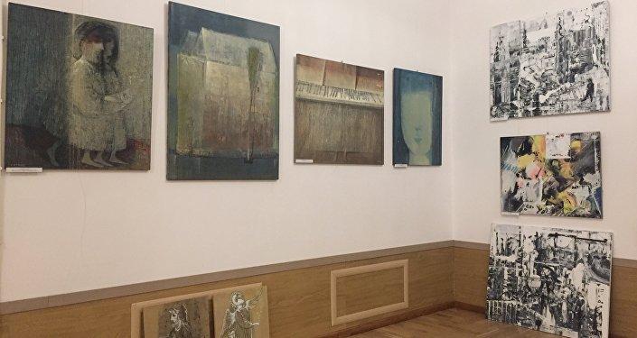 Выставка От Пиросмани до наших дней в Москве