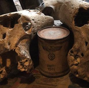 В горах Адыгеи нашли загадочные черепа Третьего Рейха