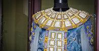 Выставка нарядов грузинской знати