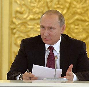 Путин подверг резкой критике работу представителей судебной системы