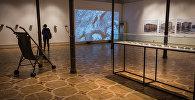 Выставка современных художников Через Кавказ в Тбилиси