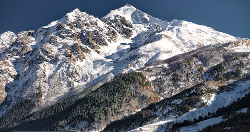 Гора Тетнулди