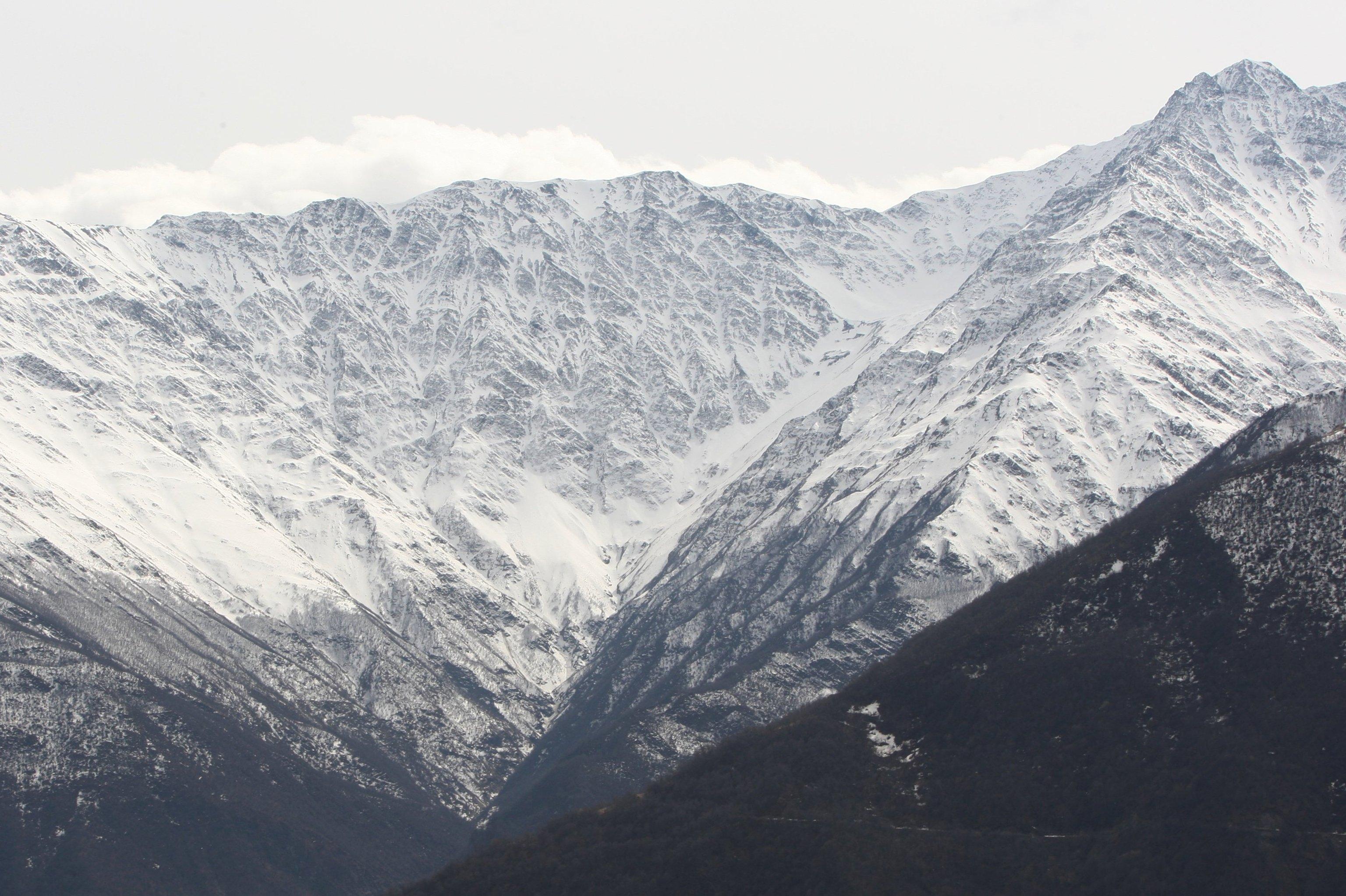 Вид на горный массив Диклосмта