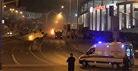 Двойной теракт в Стамбуле: кадры с места ЧП
