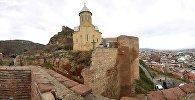 Церковь святого Николая в крепости Нарикала в Тбилиси