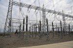 Энергетика. Подстанция Марнеули-500