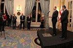 Представление кандидатуры Зураба Пололикашвили на пост генсека UNWTO