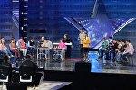 Параоркестр на теле-шоу Ничиери