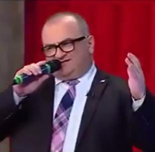Александр Джеджелава запел