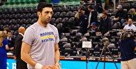 Капитан сборной Грузии по баскетболу Заза Пачулия