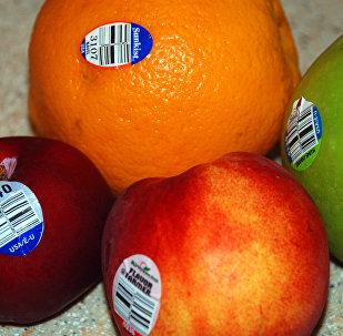 უცხოეთიდან შემოტანილი ხილი