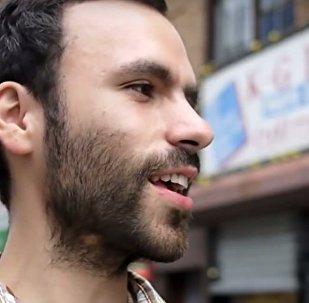 Грузинский эмигрант Илюша Цинадзе