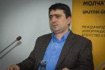 Председатель общества Ираклия 2-го Арчил Чкоидзе