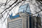 Офисное здание компании Газпром в Москве